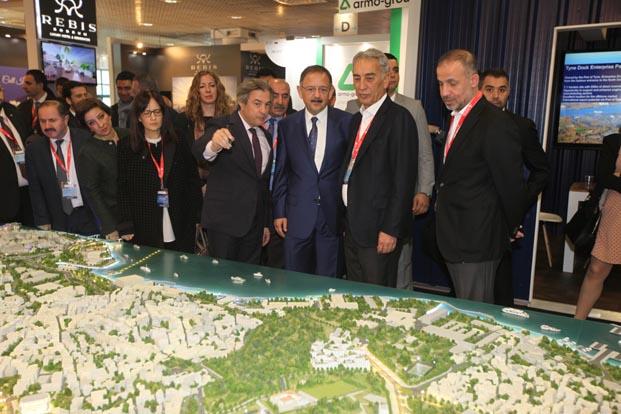 Piyalepaşa İstanbul, Türkiye'yi MIPIM'de temsil ediyor