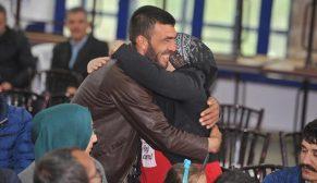 Afyonkarahisar Sandıklı'da 162 konutun hak sahipleri belirlendi