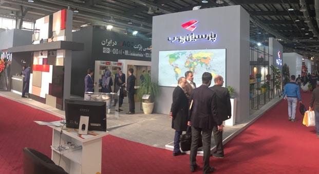 AGT, Woodex'te İran pazarındaki gücünü sergiledi
