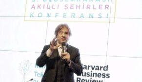 Beyoğlu Belediye Başkanı Ahmet Misbah Demircan:Akıllı şehirlerin oluşumunda doğru planlama çok önemli