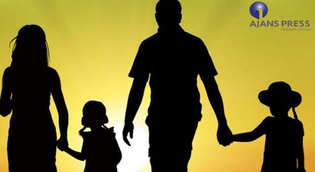 Türkiye'de 22.2 milyon aile yaşıyor