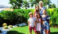 Öznur Yakın'ın ailece tatil keyfi