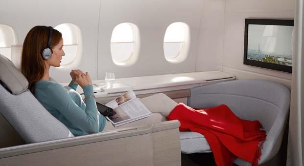 Air France-KLM yolcuları uçak konforunu BMW 7 Serisi ile önce karada yaşayacak