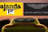 Aston Martin'in iletişimini Ajanda PR yürütecek