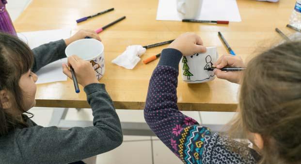 Nisan ayında çocuklar Akbank Sanat'ta etkinliğe doyacak