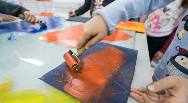Akbank Sanat'ta Mayıs Ayı Çocuk Atölyeleri 1