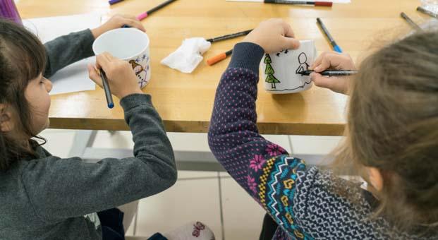 Akbank Sanat'tan çocuklara özel atölyeler