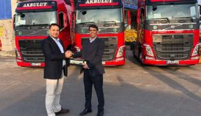 Akbulut Nakliyat Volvo Trucks'ı tercih etti