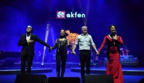 Akfen Holding kuruluşunun 41'nci yılını kutluyor