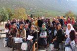 """""""Hijyen Sağlıktır"""" projesi kırsal bölgeden iki bin kadına ulaştı"""
