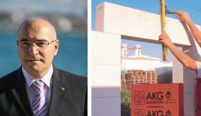 Türkiye Gazbeton sanayisinin tek Avrupalı Lentosu AKG Gazbeton'dan