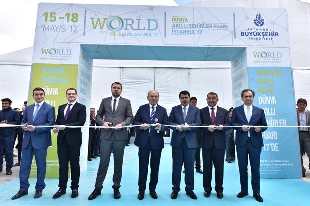 World Cities Expo İstanbul'17 başladı
