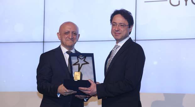 Akiş GYO 2017 Gayrimenkul Yatırım Artışı Lideri ödülünün sahibi oldu