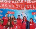 AKUT Sporcuları Snowboard Alpine Yarışmaları'nda 16 madalya aldı