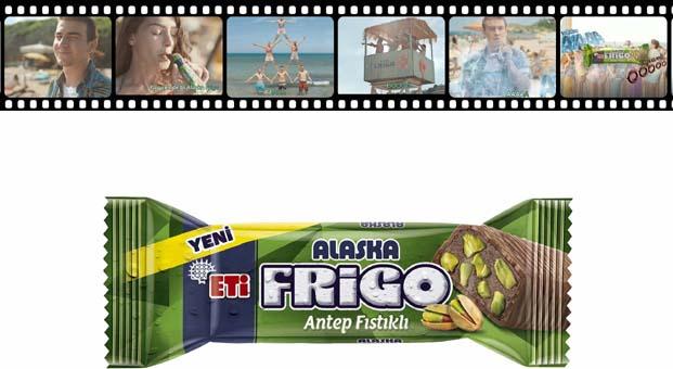 ETİ Alaska Frigo'dan bu yazın en popüler iki harfi: 'A' ve 'O'