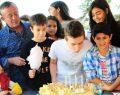 Ali Ağaoğlu'ndan oğlu Emre'ye sürpriz doğum günü partisi