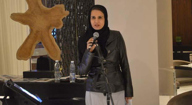 Arap moda dünyasının fenomen ismi Alia Khan LeShow Deri ve Moda Fuarı'nda
