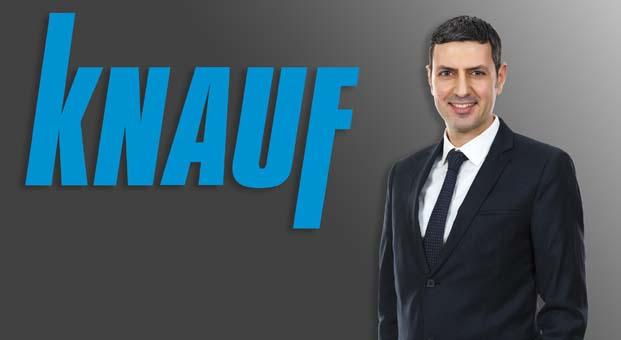 Ali Türker Knauf Türkiye'nin yeni genel müdürü oldu
