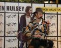 """Bilkent Station """"Gourmet Guitar"""" olarak tanınan Allen Hulsey'in ağırladı"""