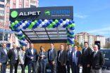 Alpet'ten e-Station hizmeti