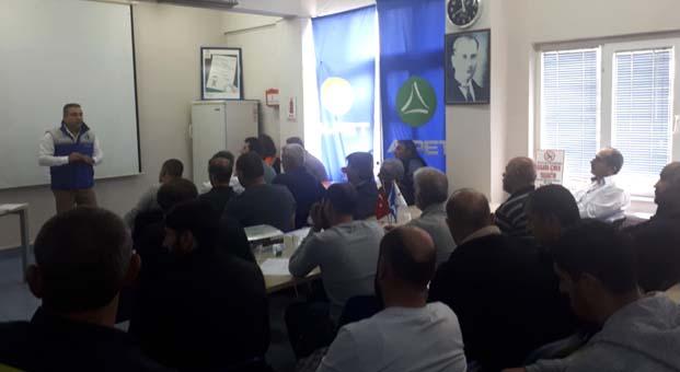 Alpet'ten sektör çalışanlarına eğitim