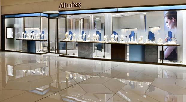 Altınbaş, yeni konsept mağazasını Metropol İstanbul AVM'de hizmete sundu