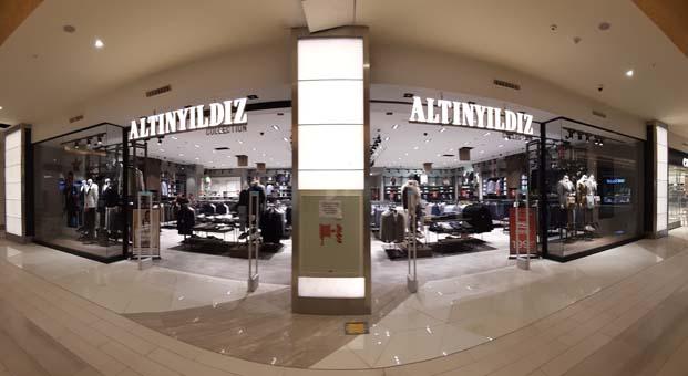 Altınyıldız Classics 191. mağazasını Metropol AVM'de açtı