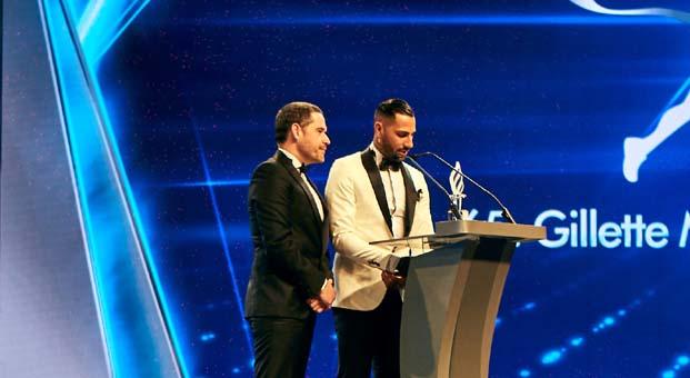 Yılın en şık sporcusu Quaresma seçildi