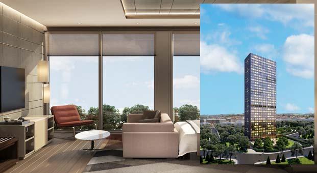 ALTOWER Göztepe Rezidans projesinde lansman öncesi satışlara başlandı