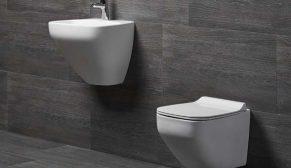 """Stil sahibi banyolar için Ege Vitrifiye """"Alvona"""" serisi"""