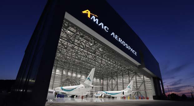 İsviçreli AMAC Aerospace Muğla'yı bölgenin uçak bakım üssü yapmak istiyor