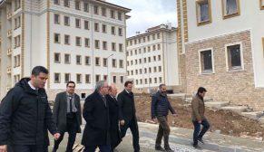 TOKİ'den Amasya'ya 477 milyon TL'lik yatırım
