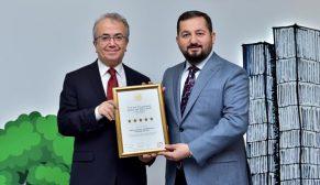 Türkiye'nin ilk ve tek 5 yıldızlı ofis binası