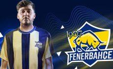Fenerbahçe'nin ilk mobil espor oyuncusu transferi