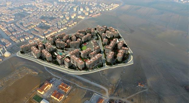 TOKİ'den Ankara Sincan ilçesiSaraycık mahallesi için 891 adet konutluk ihale