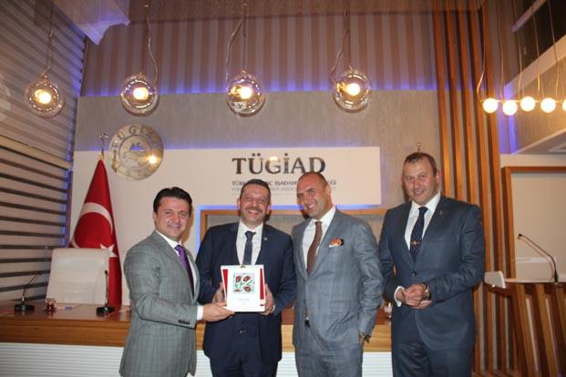 Ankara iş dünyasından örnek işbirliği