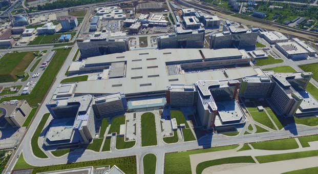 Türkiye'nin en büyük hastanesinin enerjisi Türk Prysmian Kablo'dan