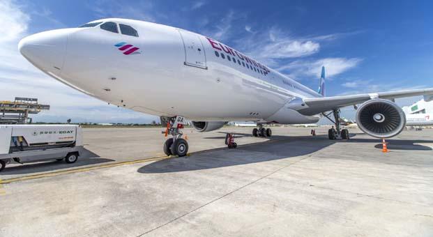 Eurowings Singapore Airlines ile Codeshare Anlaşması imzaladı