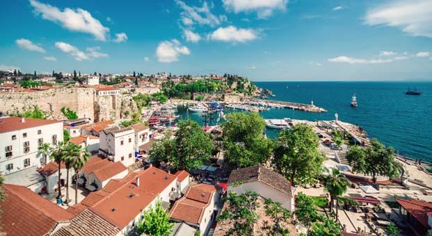 Antalya'da konut fiyatları son 1 yılda %18.67 değer kazandı