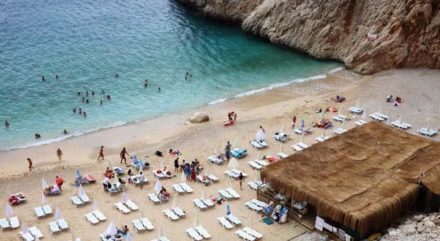 Ekim'de keyif dolu bir Akdenizli: Kaş