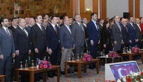 Çevre ve Şehircilik Bakanlığı istişare toplantısı Antalya'da yapıldı
