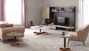 Yaşam alanlarına 'değer' katacak tasarım:Antares TV Ünitesi