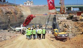 Türkiye'nin ilk sağlık rezidansı Antwell'in temeli atıldı