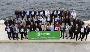 Amerika'nın su arıtma lideri A.O Smith Türkiye bayileri bir araya geldi
