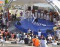 İstanbul Akvaryum'da Capoeira rüzgarı