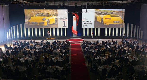 Best Cars Ödül Töreni Dedeman'da