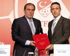 Arçelik, Türkiye Futbol Federasyonu Milli Takımlar ana sponsoru oldu