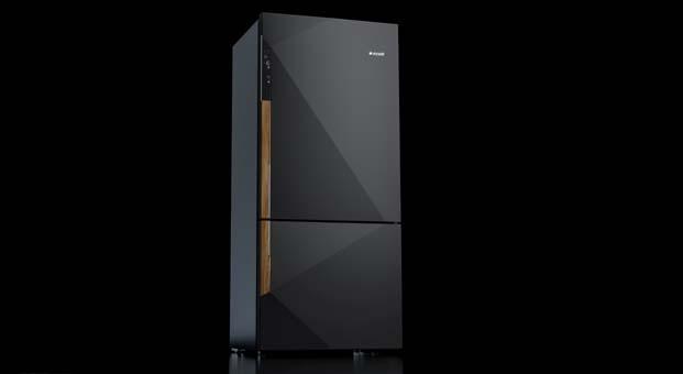 Arçelik'ten yine bir ilk:Karbon Fiber Buzdolabı