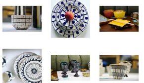 Saleen Art'ın özel ey yapımı Seramik tasarımları Eclectic Concept Store'da yerini aldı