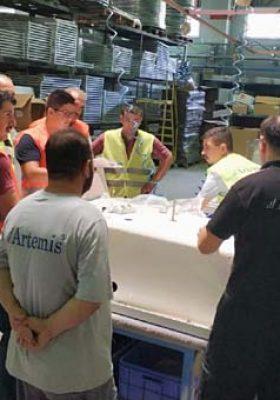 Artemis, Türkiye genelindeki yetkili servislerini daha da güçlendiriyor
